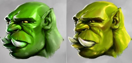 Orc Face5 Copy by Crampside