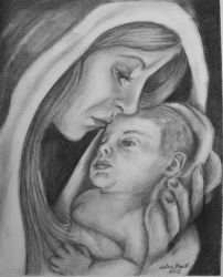 Mary and Jesus another version by sweetpie2