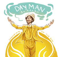 DAYMAN by Cirl