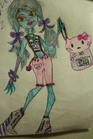 Monster High Catzi by Catzilerella