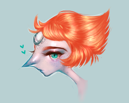 pearl by promisepeach