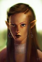 Lyre by Jennyeight