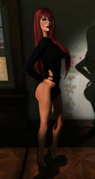 French Cut, American Legs by EthereaS