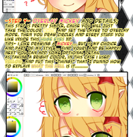 .+.+ Animated Coloring Eyes Tutorial +.+. by hyuugalanna