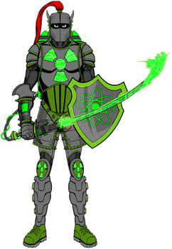 Open Source: Chemo Crusader by Amanacer-Fiend0