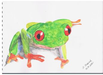 Easter... frog :) by reverse1993