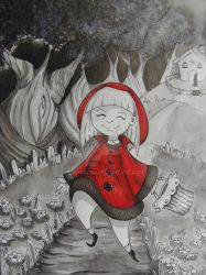 Little Red Riding Hood 2. by ChiaraLeo