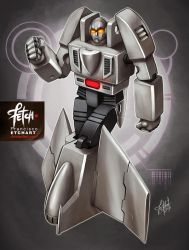 16/32 Robots / LEADER 1 by FranciscoETCHART