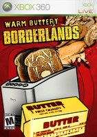 Bad Creepypasta fanart: Warm Buttery Borderlands by gilamasan