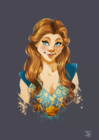 Margaery Tyrell from Game of Thrones by Clovernight