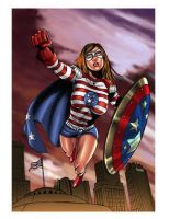 Star Spangled by Juan-Caque
