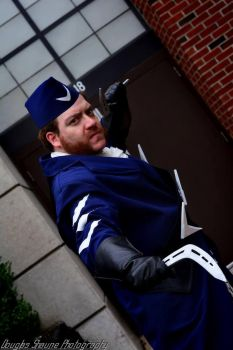 Captain Boomerang by tk8247
