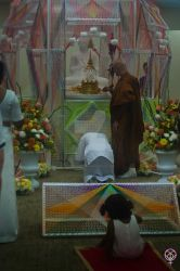 Budart Fest: Relics of the Buddha Blessing by LauraAnnTull