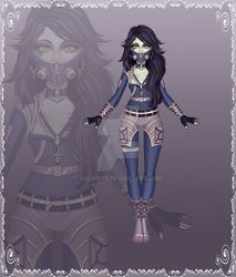 [Close] Adoptable Outfit Auction 116 by Kolmoys