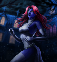Mystique by gbrsou