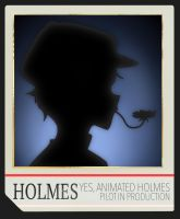 [First Official Image] Animated Holmes by SteveAhn