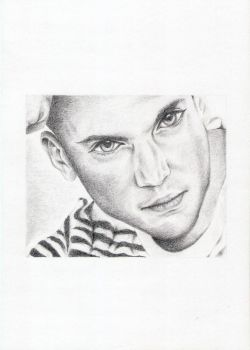Wentworth Miller by she-assassin