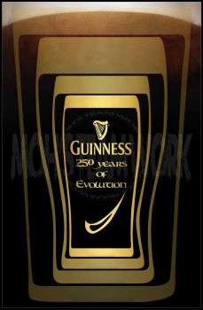 Guinness 250 Years Of Evolution by mohokta81