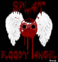 Splat the Bloody Angel by SazLeigh