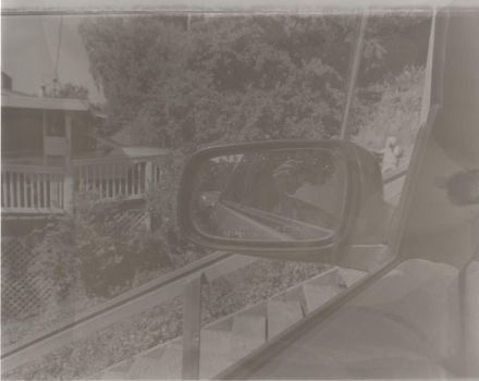 Rearview by agave274