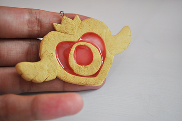 Crisis Moon Biscuit Charm by eserenitia