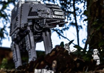 At-at by TheArtOfaMadMan