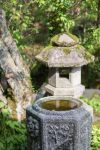 Lantern and Water Basin by Quit007