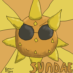 SundaePNG by ThePuddleCat