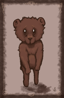 Sweet Little Grizzly by wendystolyarov