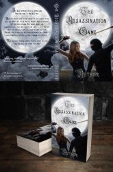 The Assassination Game Book Cover by Charlene-Art