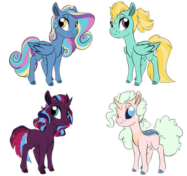 MLP BaseAdopts 3/4 (OPEN) by Ask-Y