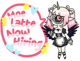 [OC]: Moe Latte NOW HIRING by SimplyDefault