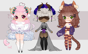 October adopts 2017 closed by bonechii