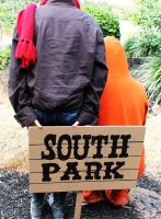 I'm Goin' Down To South Park by II2DII