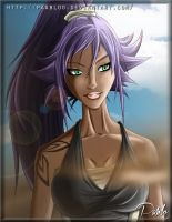 Yoruichi by PAabloO