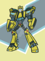 Transformers Cyberverse 2018 | Bumblebee by SRGDuck