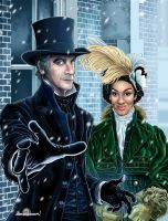 DOCTOR WHO_THIN ICE (color) by JOSERODMOTA