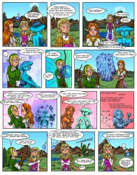 LOZ : Girls Are Scary by Campanita42