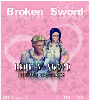 Broken Sword: TSD Icon by chemicaldreaming