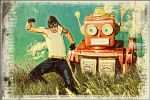 Destroy all humans... by DeanMcClelland