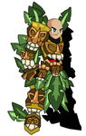 Tiki Knight Armor by teamlpsandacnl