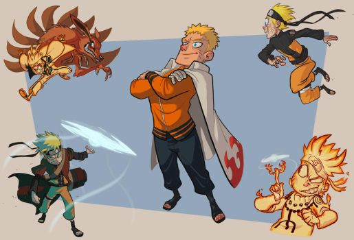 Naruto Part 2 by Morpheus306