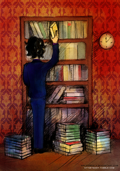 Once upon a bookshop by galadhriela
