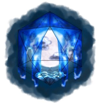 Icosahedron by Dylan-Fly