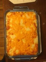 Moms Baked MAC N Cheese. by Midniteclubber