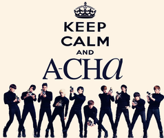 Keep Calm and A - CHa by NileyJoyrus14