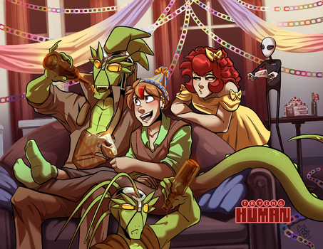 TH - HAPPY NEW YEARS by IntroducingEmy