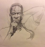 Coltrane by JeremyWDunn