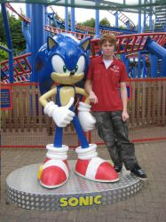 Sonic and Tails Corbey by Tails-Corbey