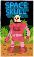 Space Skull by Teagle